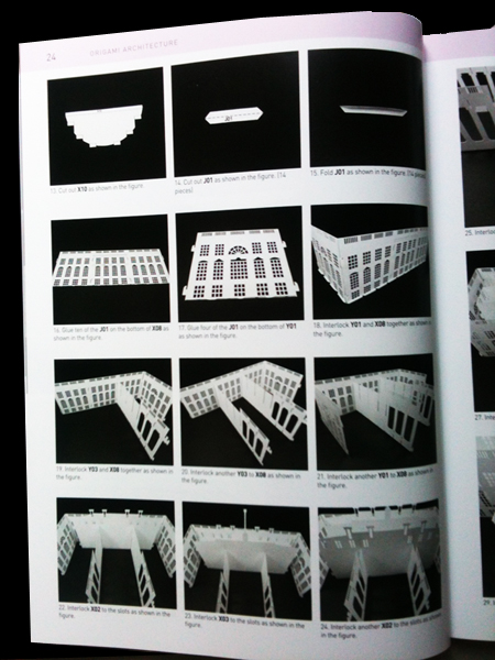 archKID RECOMMENDS: Origami Architecture Book | archKIDecture