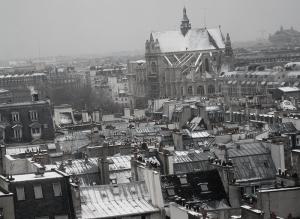 Paper Paris City Project