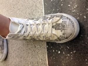 architecture shoe