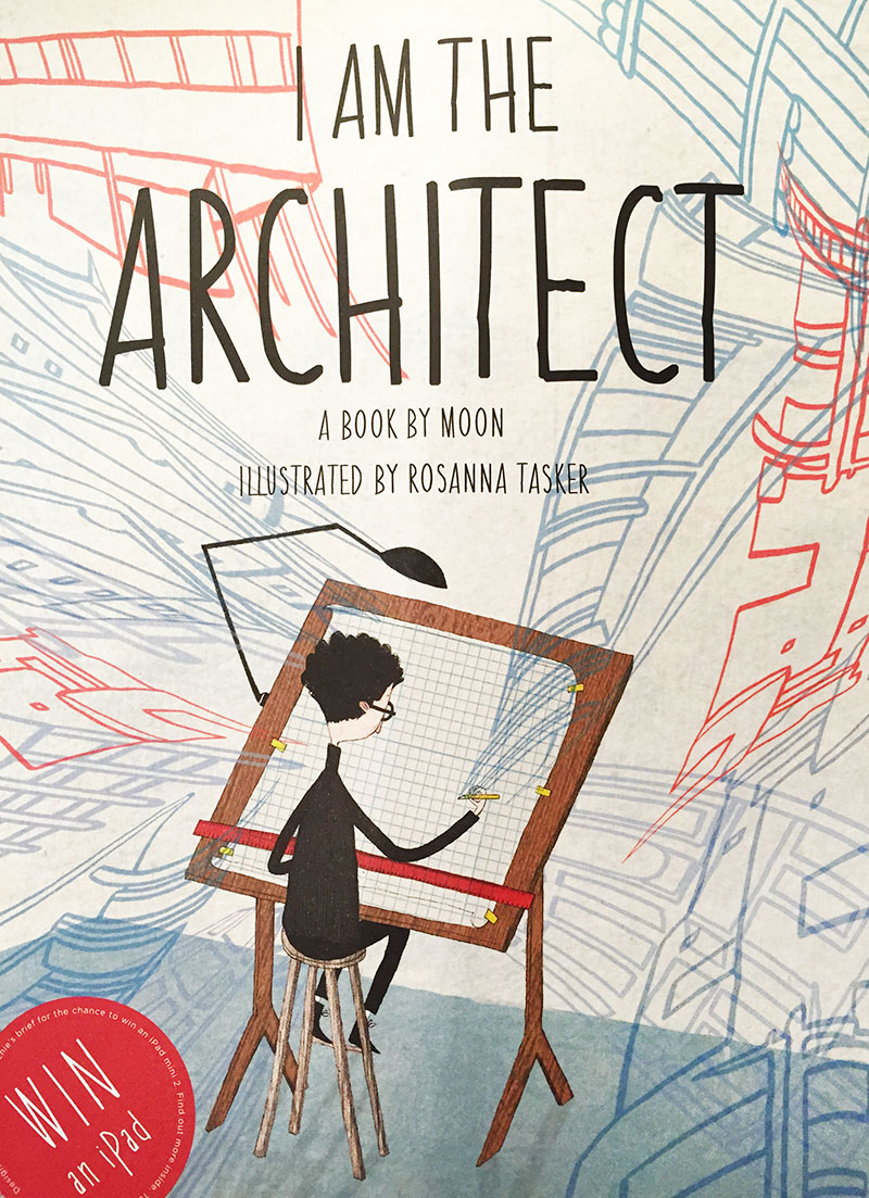 I am the Architect interior page