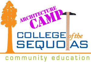architecture camp at college of the sequoia
