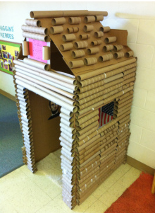 Got The Winter Blues Build A Cardboard House Archkidecture