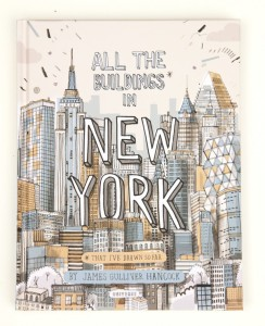 new york book about architecture for kids