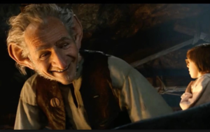 """The Giant from the movie """"The BFG"""""""