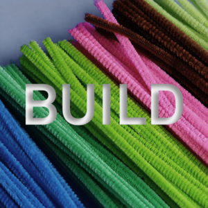 Build with pipe cleaners