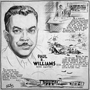 Paul R Williams