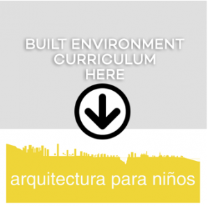 Spanish program about architecture for kids