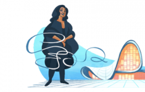 Zaha Hadid on Google