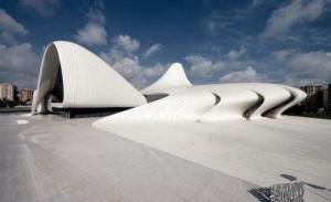 Heydar Aliyev Centre in Azerbaijan
