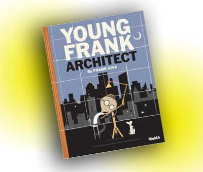 Young Frank Architect - the book