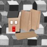 Lunchbag houses