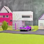 Modern Paper House