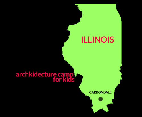 SIU ARchitecture camp for kids