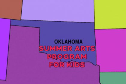 Oklahoma Arts project for kids