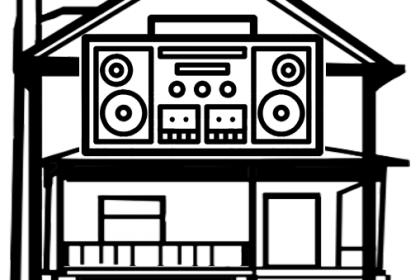hip hop camp icon