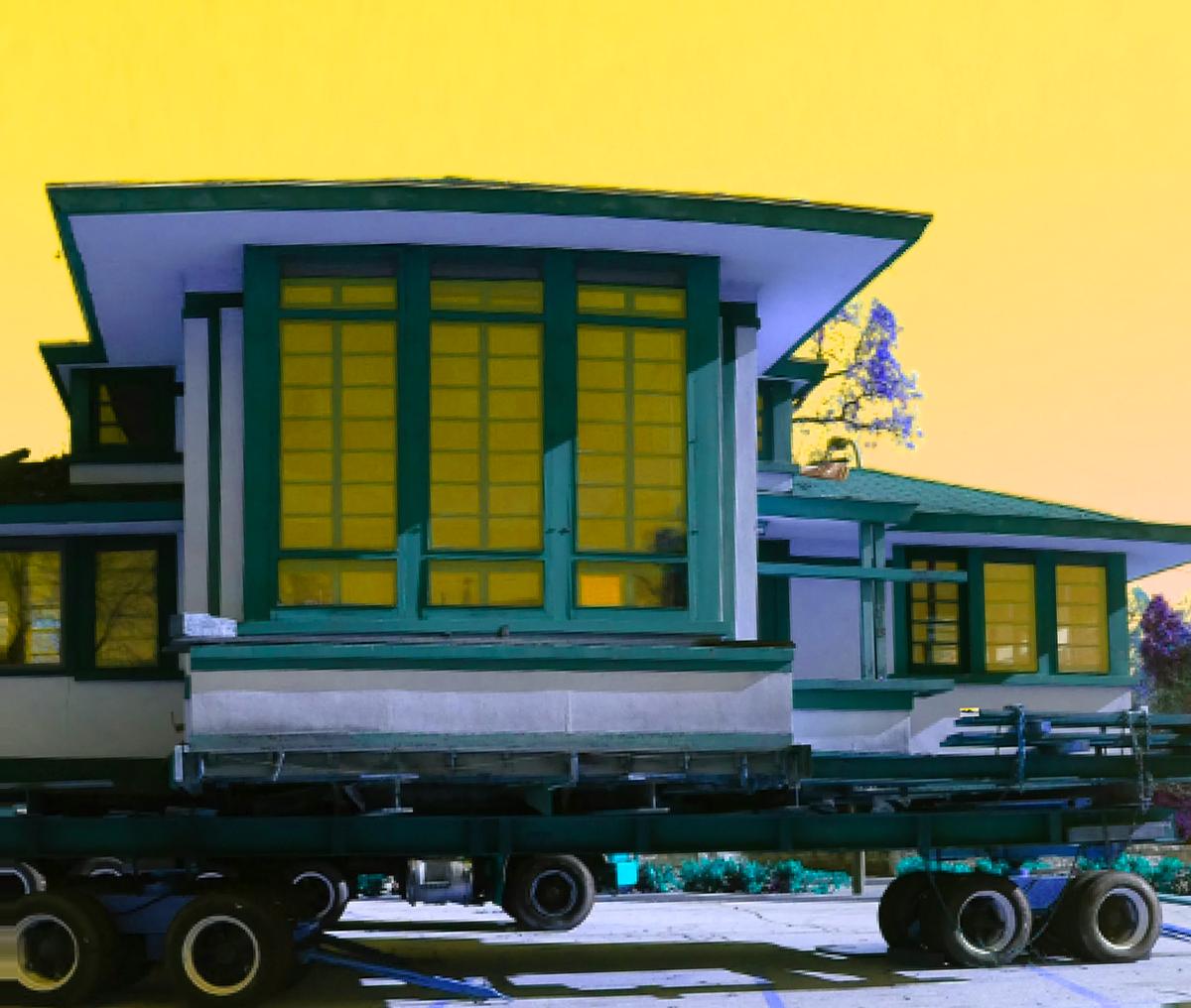 Bergan house