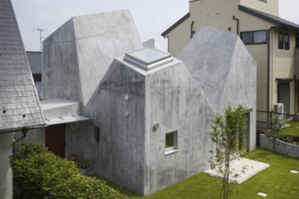 Kokohu House from ArchDaily