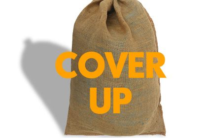 Cover Up image of a sack