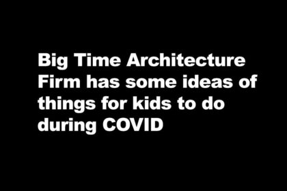 foster and partners big time architecture firm has some ideas of things for kids