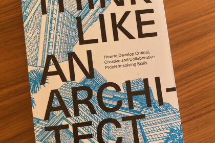 Think LIke an Architec Book cover