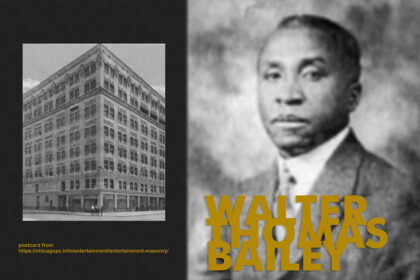 Walter Thomas Bailey and Charles Sumner Duke Black archtiects