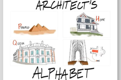 Little Architect's Alphabet Book