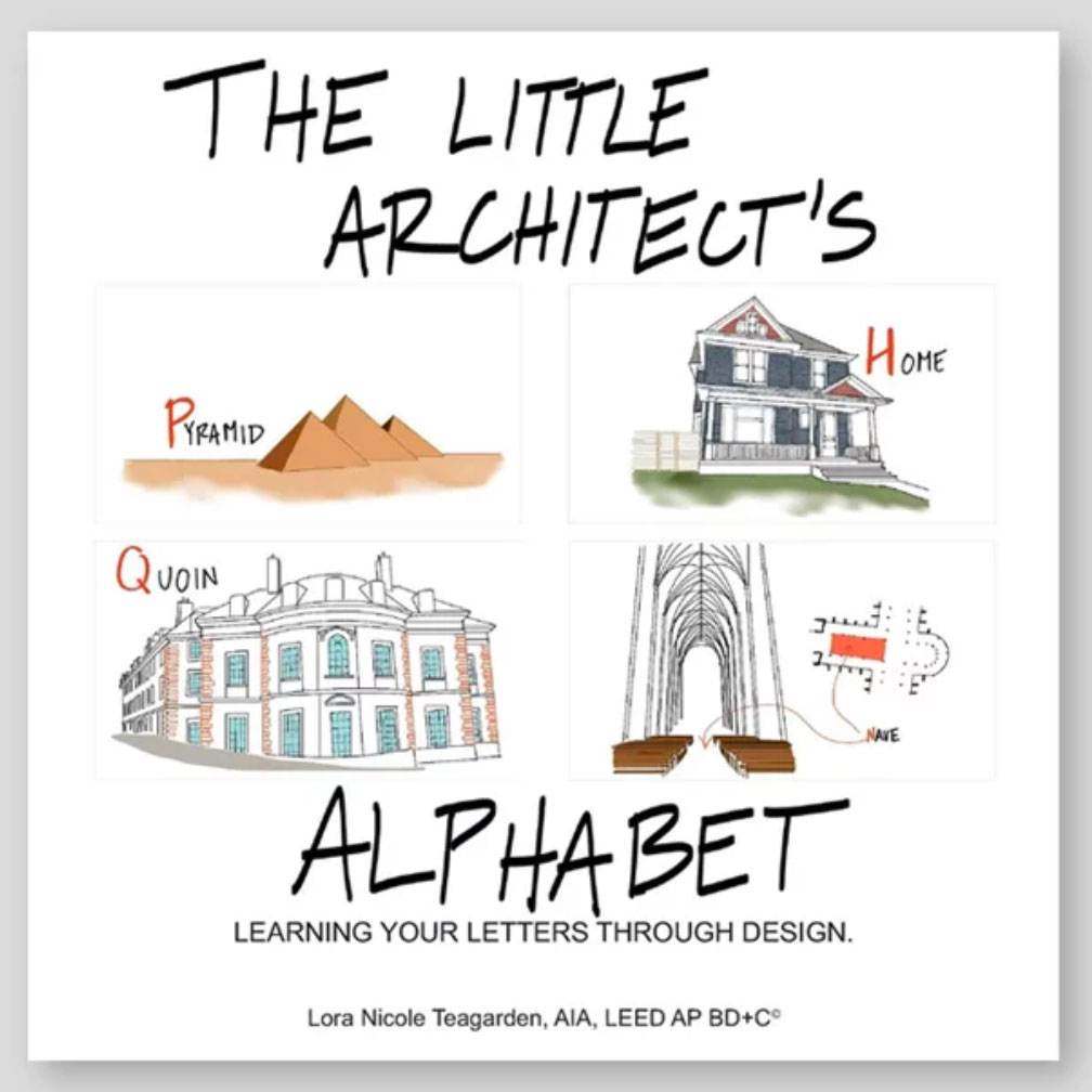Little Architect's Alphabet Book