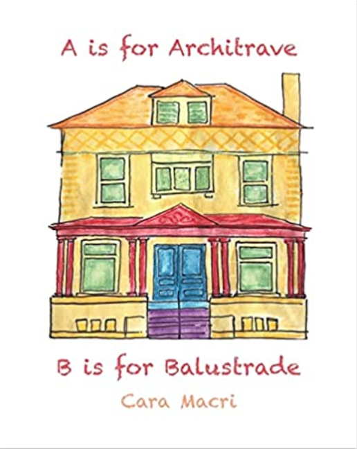 A is for Architrave Book cover