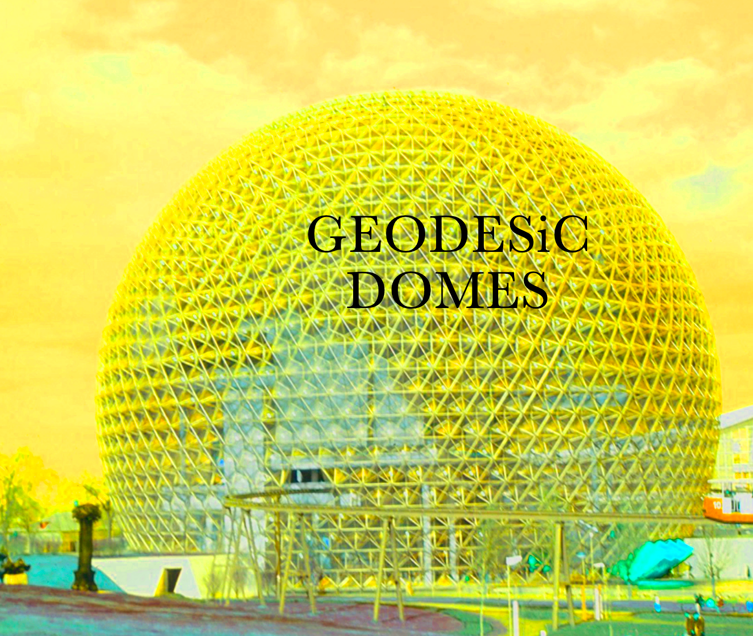 Geodesic Domes and make your own vertices