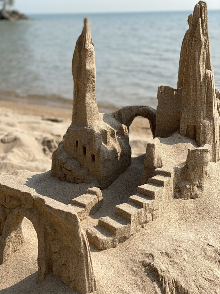 sandcastle on archKIDecture website